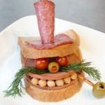 Seis recetas de sándwich originales