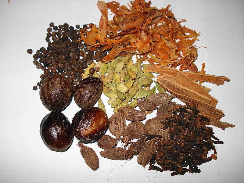 Garam_Masala especie india mezcla ingredientes