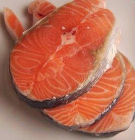 Salmon-fresco