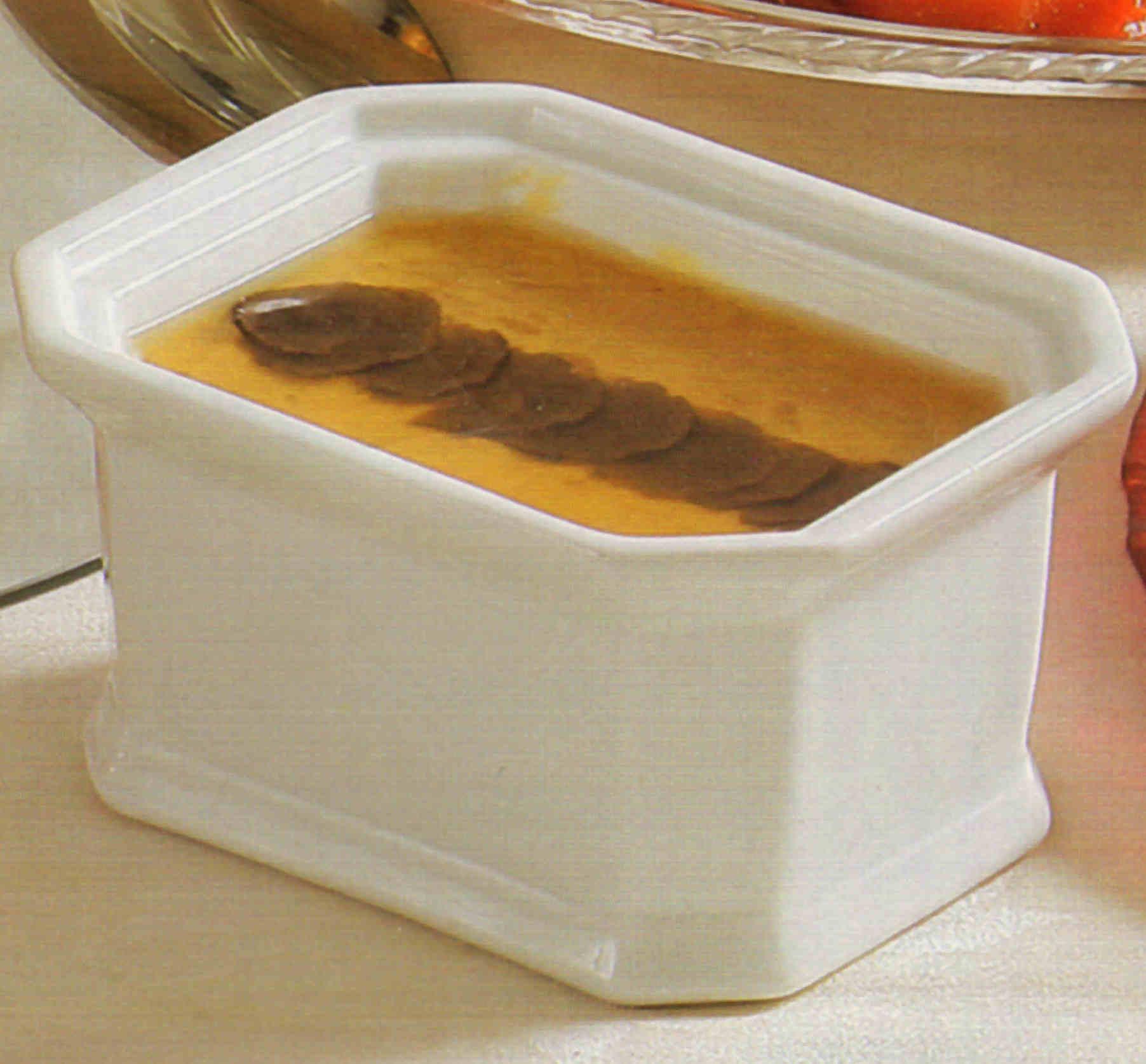 Terrina de foie mi cuit receta