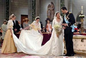 boda felipe letizia
