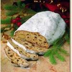 Stollen, Pastel de Navidad o Christstollen
