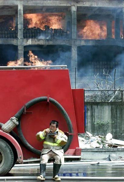 bombero humor