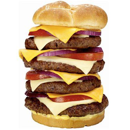 Burger bypass cuádruple