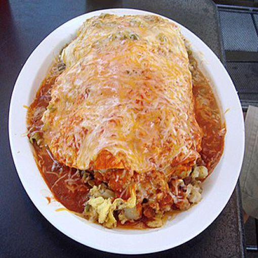 libra Jack-Grill burritos
