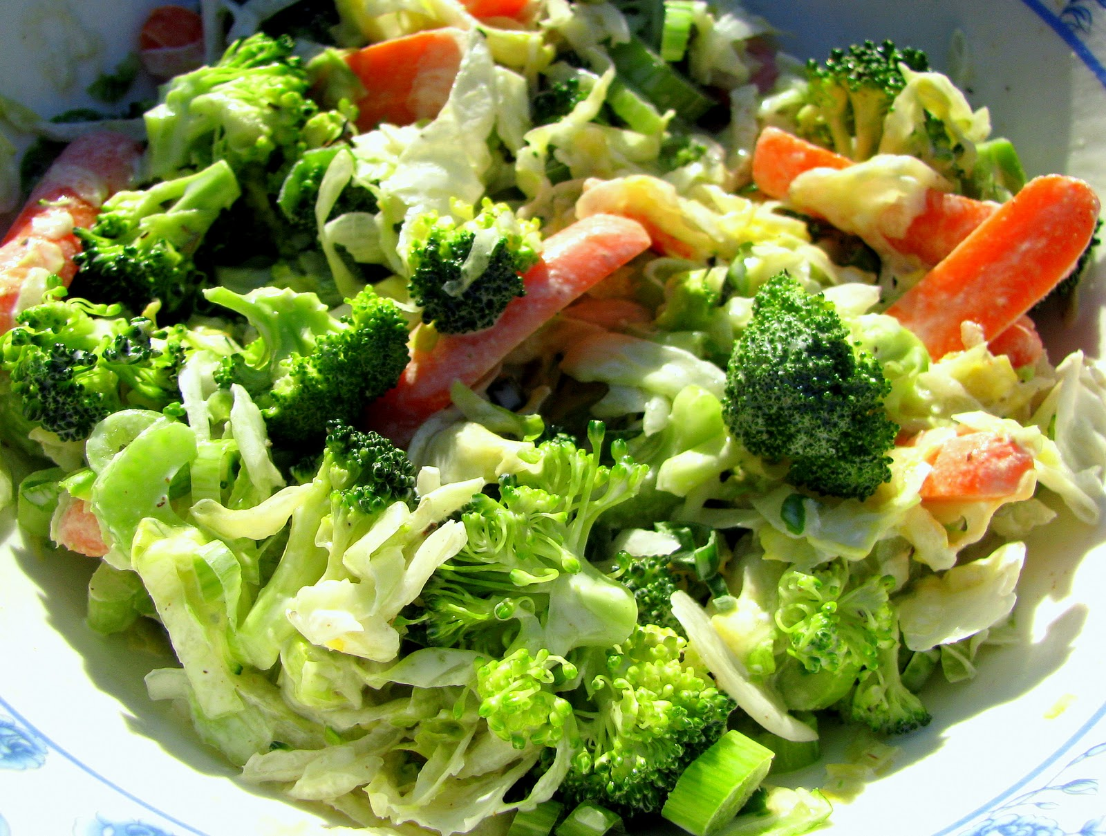 ensalada broccoli salad