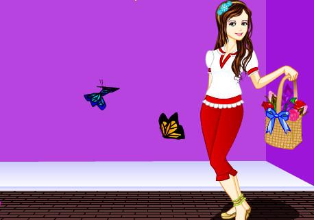 juego moda froristeria
