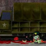 Juego con Zombie invasión