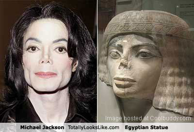 michael jackson egyptian
