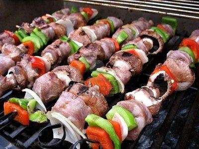 pinchos kebab