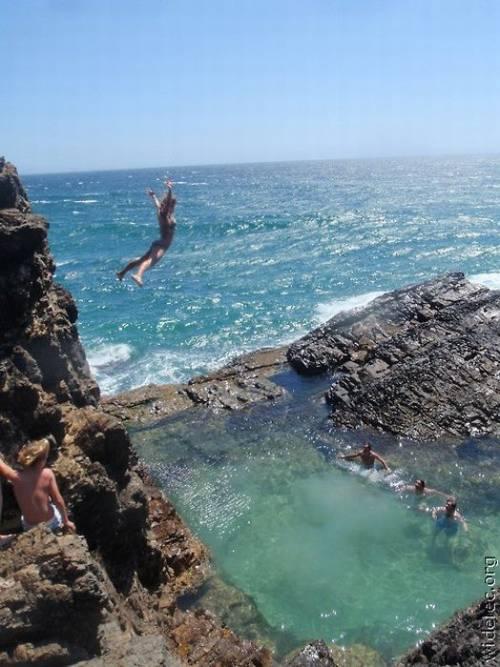 salto loco