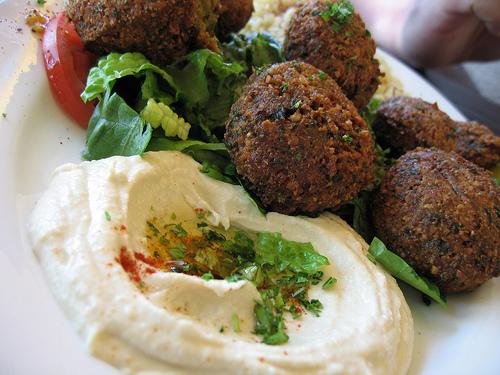 Falafel-ali-oli