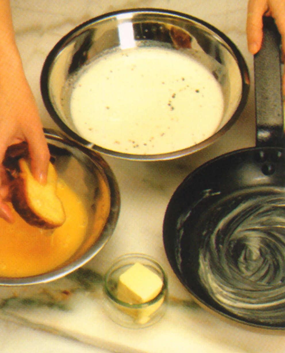 receta torrijas dulce elaboracion