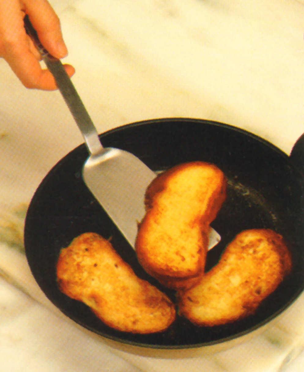 receta torrijas reposteria preparacion