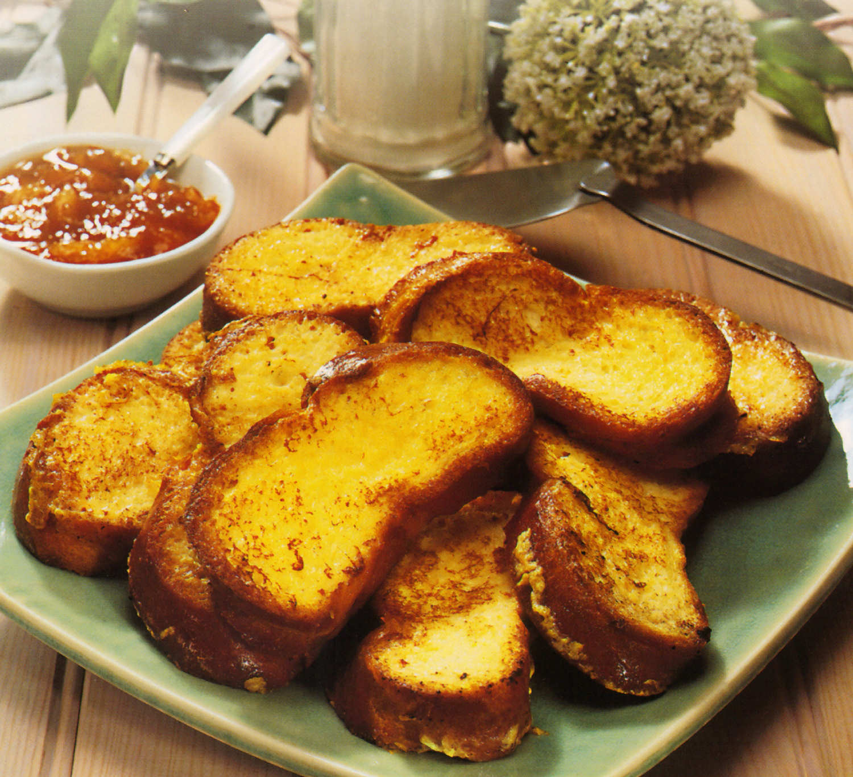 torrijas ligeras postres dulces reposteria receta