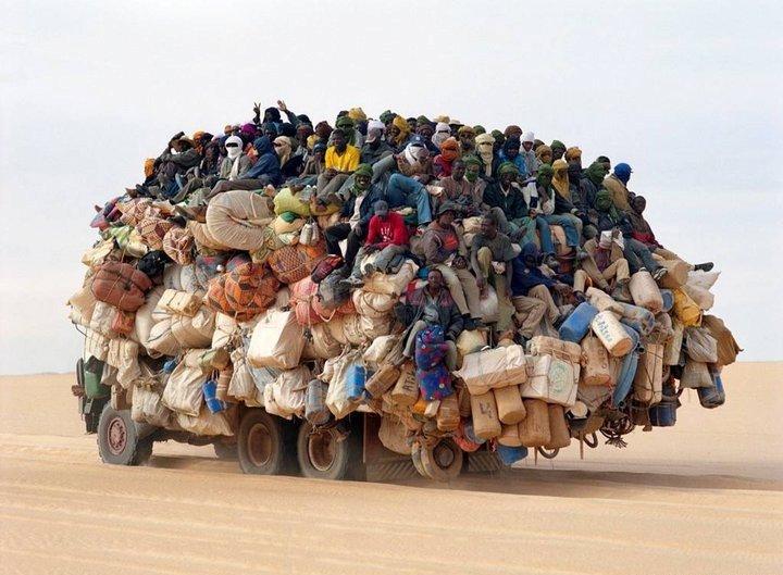camion-abarrotado