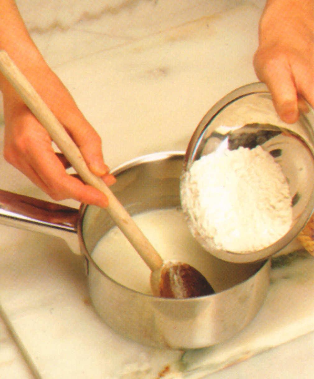 eclairs chocolate receta postre pastelitos preparacion