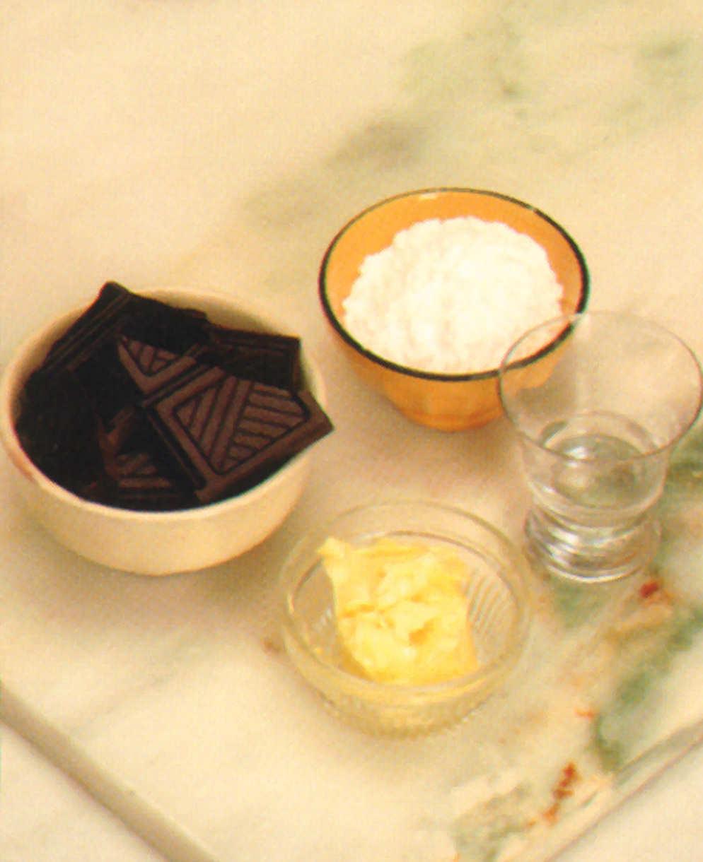 eclairs chocolate receta postre reposteria glaseado