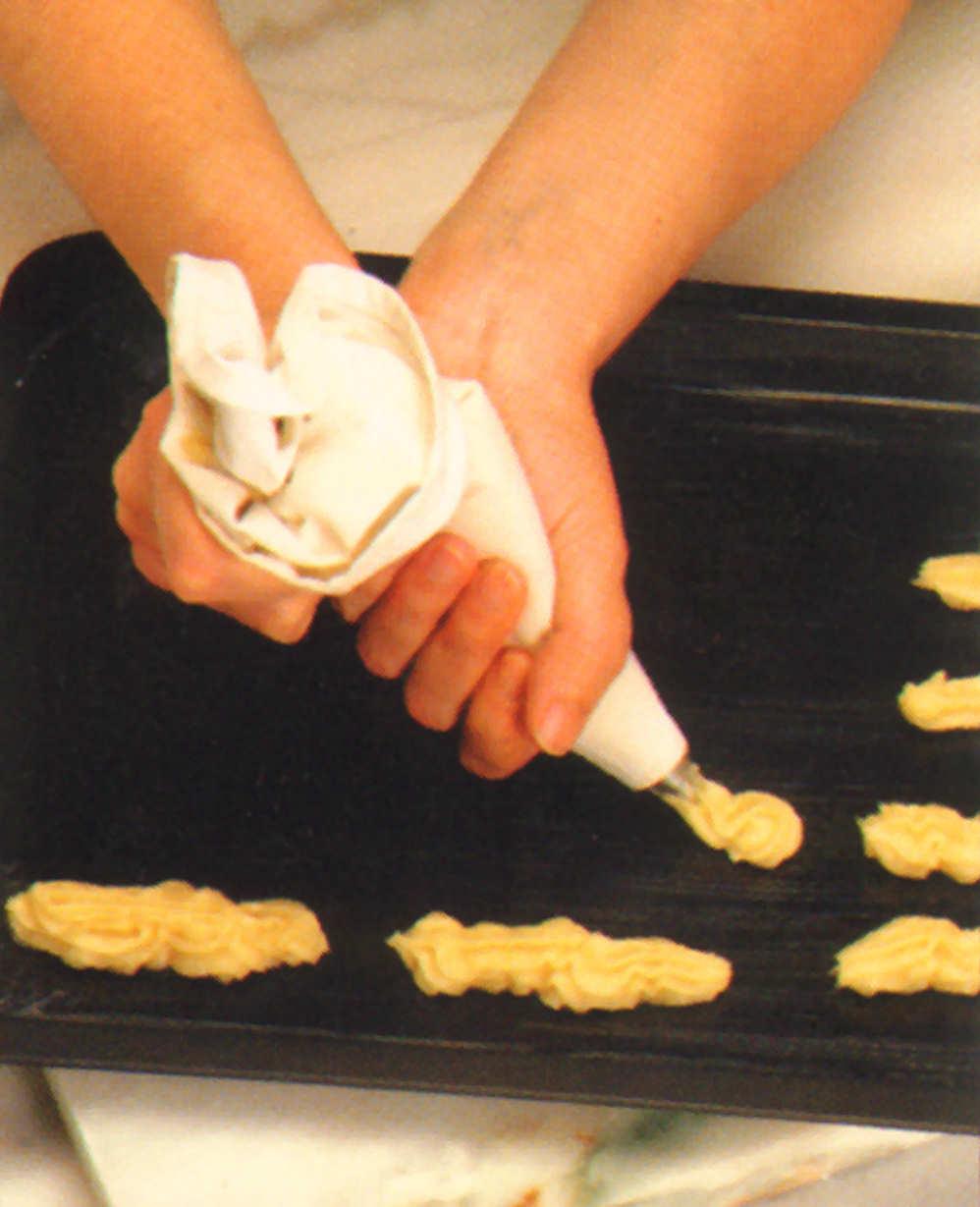 eclairs chocolate receta reposteria elaboracion horno