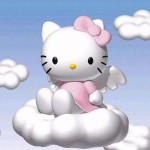 Juego de juntar piezas con Hello Kitty