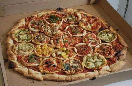 multi-pizzas