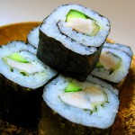 Receta fácil para preparar Sushi