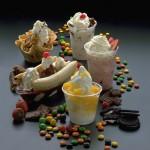 Recetas en vídeo del helado dominguera o sundae