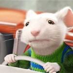 Ratatouille en el coche loco