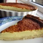 Receta y vídeo de tarta de natillas