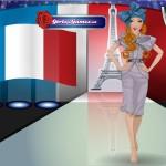 Juego de vestir a Miss Francia