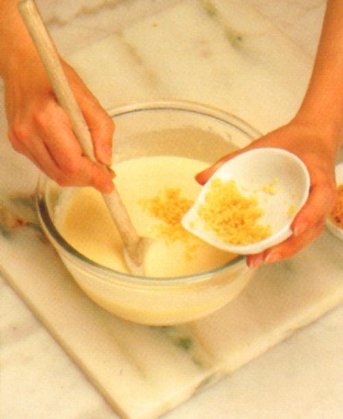 tarta de queso postre receta elaboracion