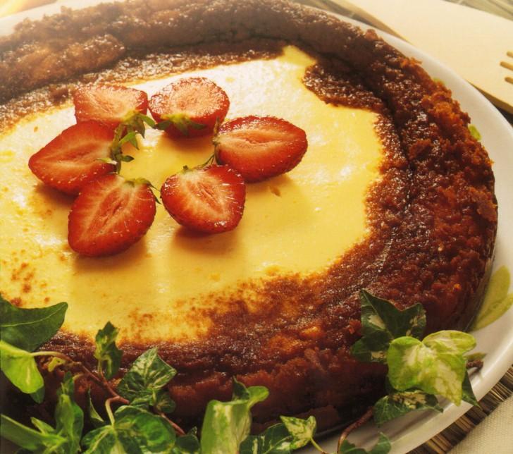 tarta de queso postre receta reposteria