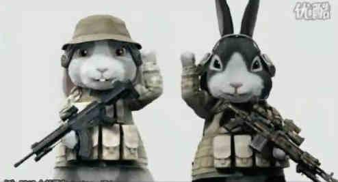 conejos-gerrilleros