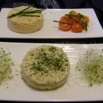 Paté de tofu y alcachofa