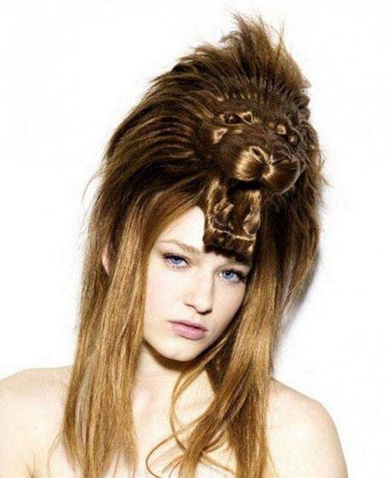 peinado-leon
