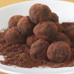 Videoreceta: Trufas de chocolate