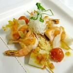 Dos recetas de Cuscús de pescado