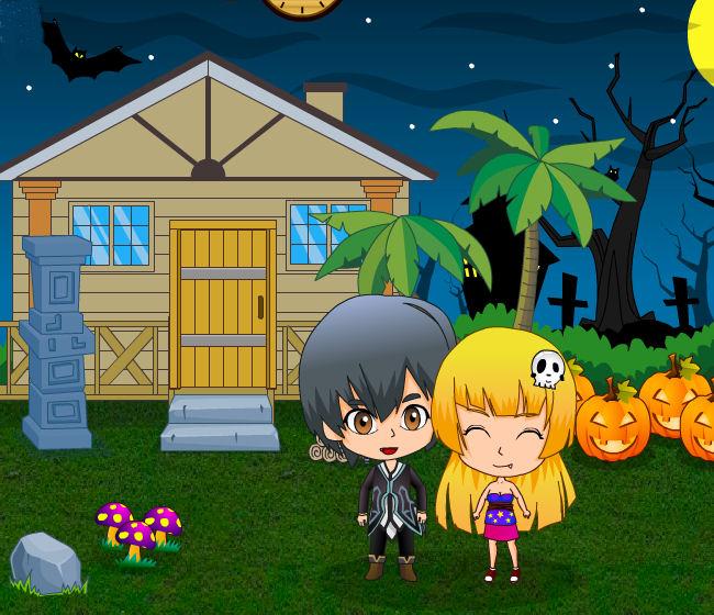 juego-besos-halloween
