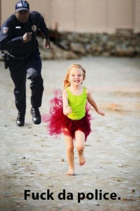 niña-policia