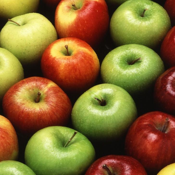 manzanas apples