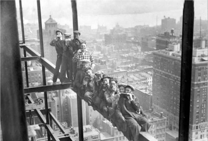 trabajadores descansando 5