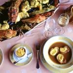 Sopa Bullabesa o Bouillabaisse