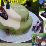 Moda en adornos para tartas