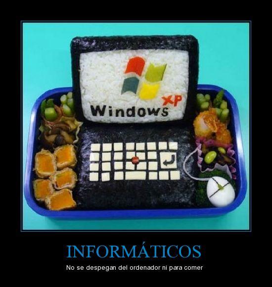 comida-ordenador