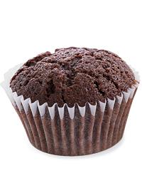 cupcake chocolate sin crema