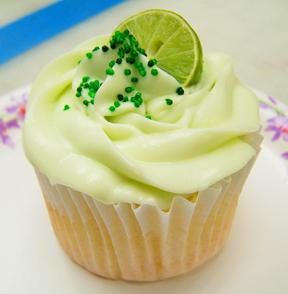 cupcakes limon lima crema
