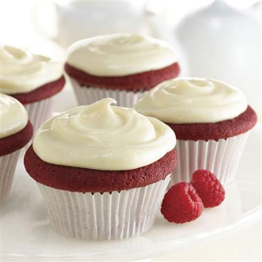 cupcakes terciopelo rojo receta 10