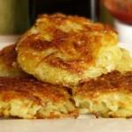 Receta de Hash browns o tortitas de patatas