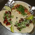 Tacos estilo pastor