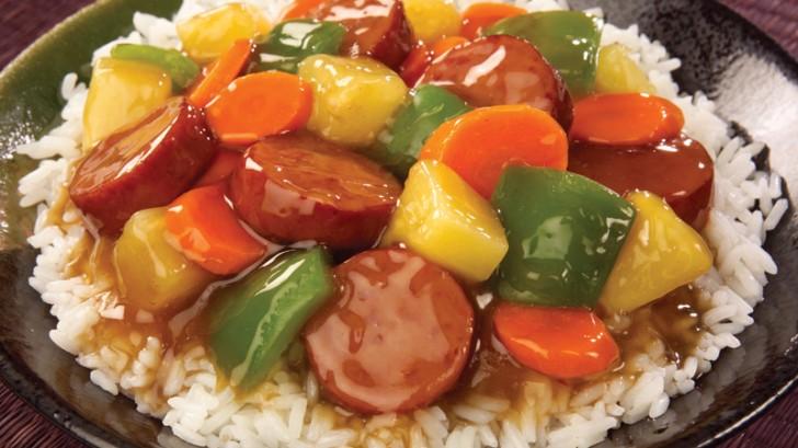 salsa-agridulce-arroz